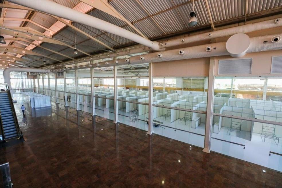 Hospital de Campanha é inaugurado em Maceió com 150 leitos para pacientes com Covid-19