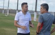 Técnico do CRB, Marcelo Cabo pretende contar com Longuine ainda na temporada 2020