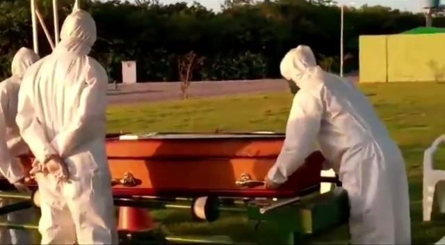 Instrução normativa regulamenta manejo de corpos das vítimas de Covid-19 em Maceió