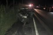 Motorista fica ferido após colidir carro contra trator em Girau do Ponciano, AL