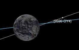 Asteroide do tamanho de um carro passa perto da Terra nesta terça
