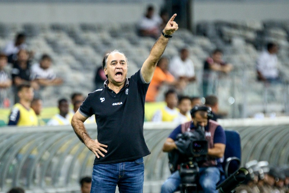 Ex-CRB, Marcelo Oliveira conta detalhes do dia em que Firmino foi oferecido ao Atlético-MG