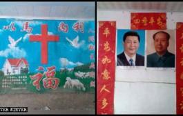 China manda cristãos removerem imagens representativas de Jesus