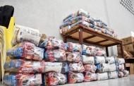 Última etapa de distribuição de cestas básicas em Maceió é realizada no sábado
