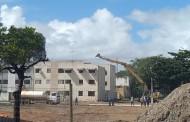 Começa nesta segunda-feira a demolição de prédios de residencial do bairro Pinheiro, em Maceió