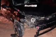 Motorista invade a contramão e bate em veículo na AL-430