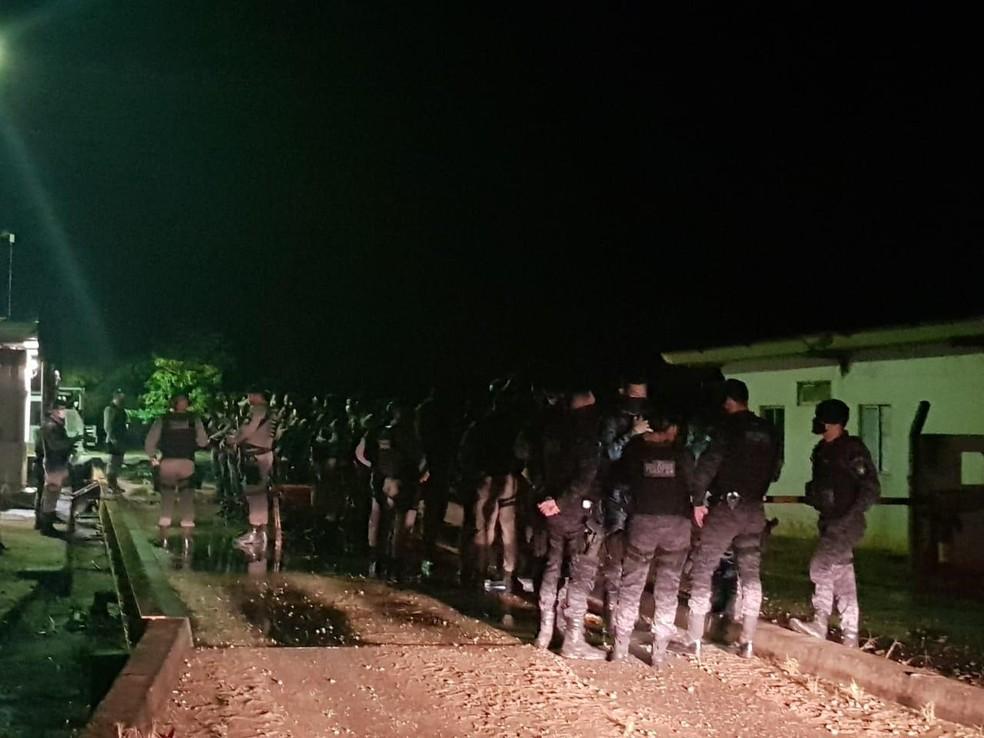 Operação em AL e PE termina com 22 presos e R$ 16 mil apreendidos