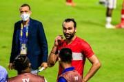 Cabo garante Gamalho concentrado no jogo e deixa renovação com a direção do CRB: