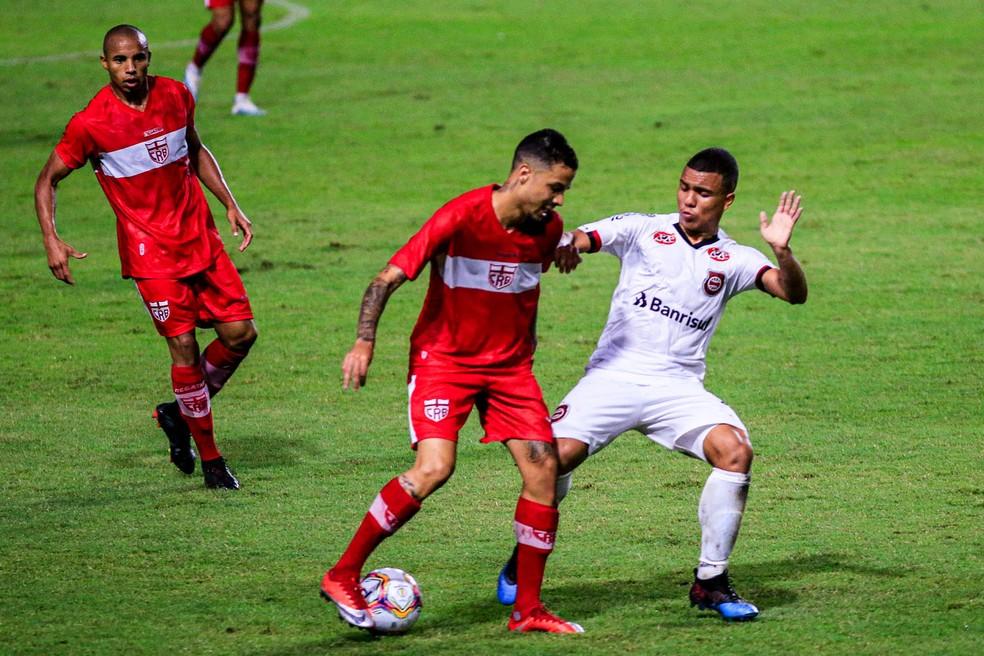 Regulamento tira três jogadores do CRB da partida contra o Juventude, pela Copa do Brasil
