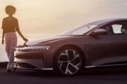 Lucid Air supera Tesla Model S em novo teste de velocidade