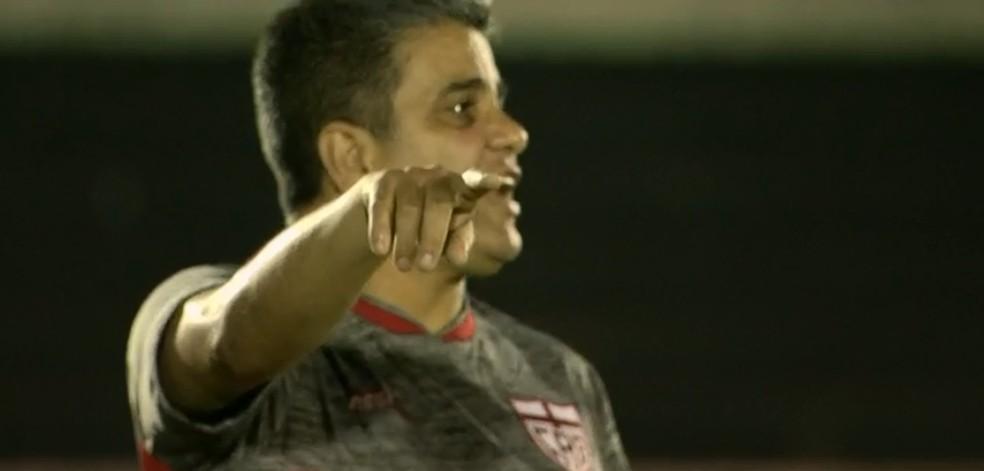Marcelo Cabo resume atuação do CRB contra o Botafogo-SP:
