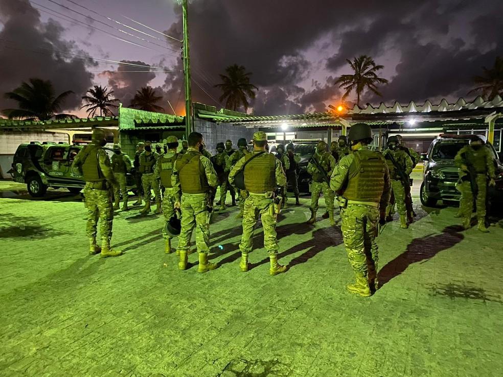 Operação prende mais de 20 suspeitos de tráfico de drogas em Maceió e Maribondo