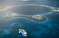 A expedição que explora os misteriosos 'buracos azuis' do Golfo do México