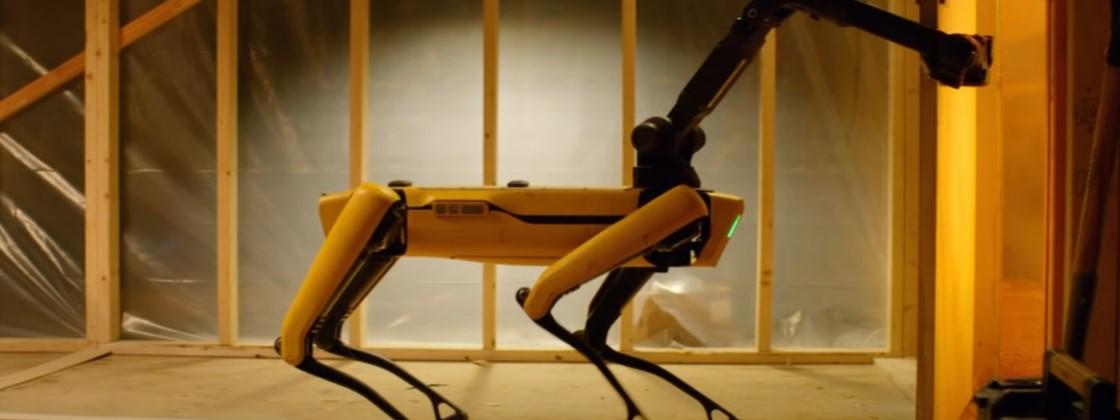 Boston Dynamics venderá 'braço' para cão-robô a partir de 2021