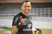 Victor Souza comemora boa sequência do CRB: