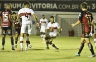 Gum resume a derrota do CRB no Barradão: