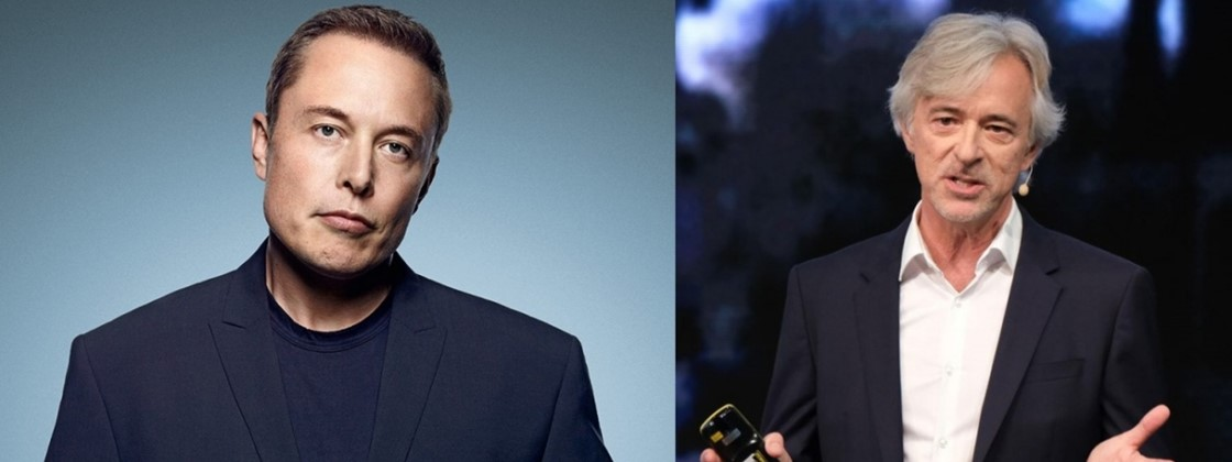 Elon Musk provoca CEO da Waymo: nosso carro autônomo é melhor