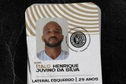 ASA segue montagem do elenco e acerta a contratação do lateral-esquerdo Ítalo, ex-Fast Clube