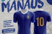 CSA lança camisa especial para ajudar na campanha SOS Manaus