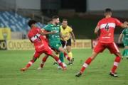 CBF muda horário da partida entre CRB e Cuiabá, pela última rodada do Brasileiro
