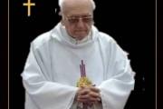 Monsenhor Geraldo Valente morre aos 88 anos após contrair Covid-19