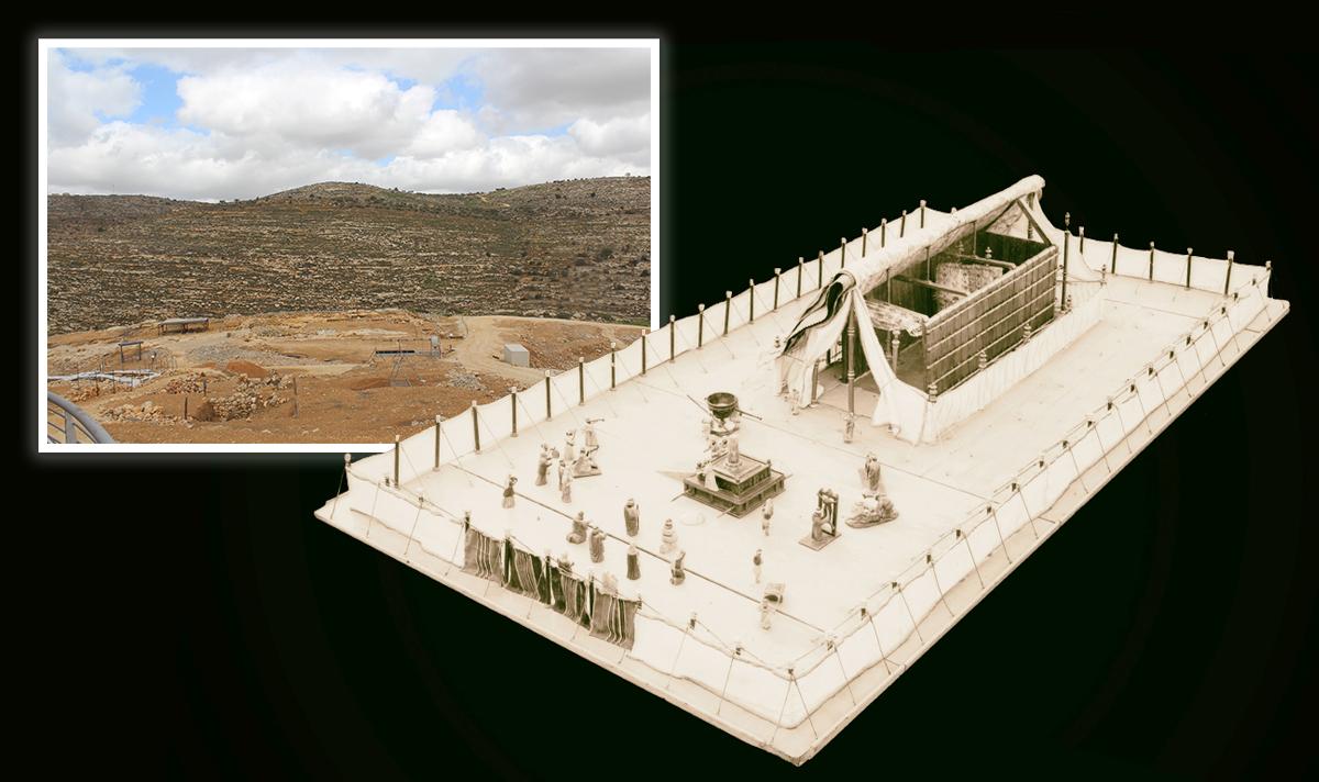 Arqueólogos descobrem pistas que levam ao local do Tabernáculo do Antigo Testamento