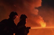 Incêndio destrói depósito de materiais recicláveis em Maceió