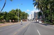 Com avanço da pandemia, Maceió suspende de novo atividades na Rua Fechada da Ponta Verde