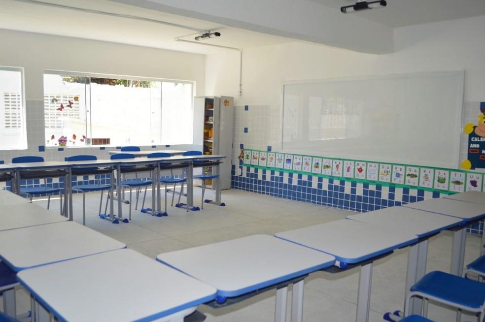 Pré-matrícula de alunos novatos da rede municipal de ensino de Maceió começa nesta segunda-feira