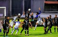 CSA cria pouco contra o Treze, vacila no fim e estreia no Nordestão com empate frustrante