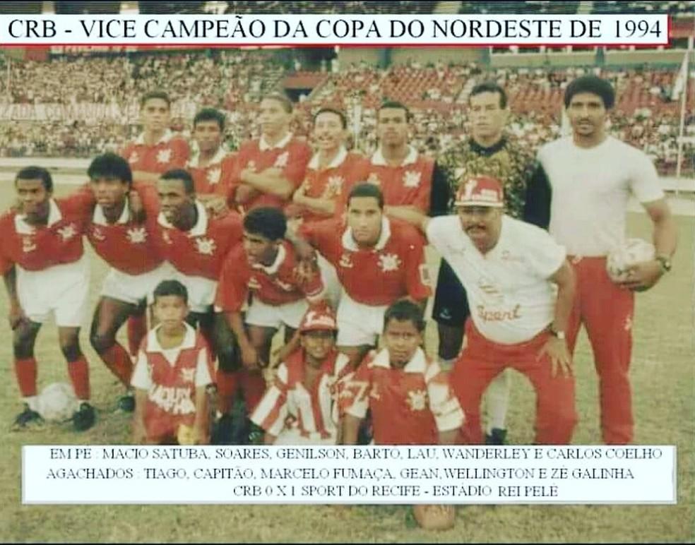 Você sabia? Copa do Nordeste começou em Alagoas, e CRB e ASA já foram finalistas