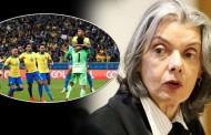 COPA AMÉRICA: STF extrapola suas prerrogativas mais uma vez, sem matéria constitucional a corte quer desmoralizar o presidente Bolsonaro