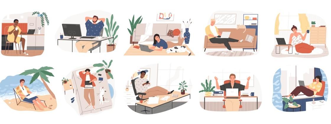 Home office: 70 vagas para trabalho remoto (20/07)
