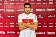CRB tenta regularizar Júnior Brandão para jogo da volta contra o Fortaleza; supervisor explica