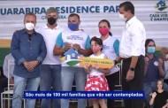 Sonhos realizados: Bolsonaro, através do Ministro Rogério Marinho, entregou milhares de casas para pessoas carentes em SP e P