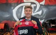 Técnico do Flamengo, Renato Gaúcho grava recado para Mourão e exalta Bolsonaro: 'Mito'