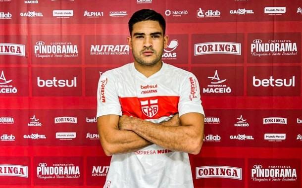 Júnior Brandão diz que ficou 2 meses parado e agora está mais perto da forma ideal:
