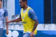 Recuperado de lesão na coxa, atacante Dellatorre viaja com o grupo do CSA para Londrina